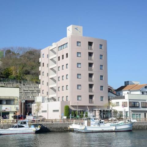 壱岐島マリーナホテル1