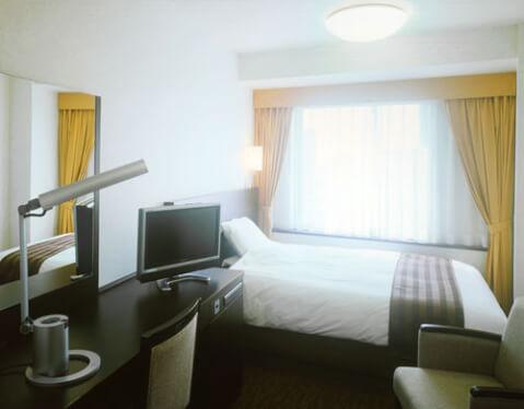 大阪第一ホテルルーム
