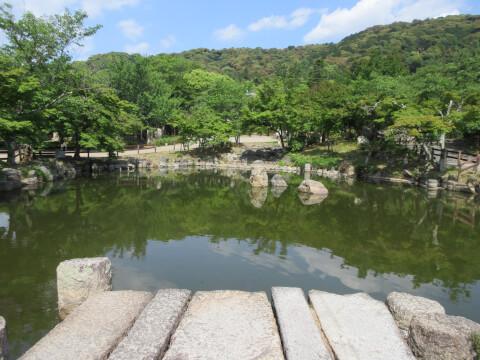 池 円山公園