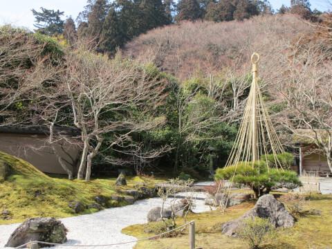 円通院 日本庭園