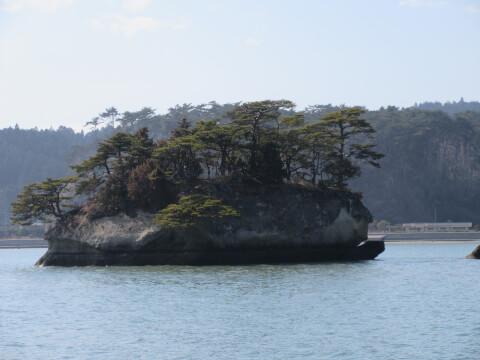 松島遊覧船クルーズ