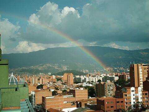 メデジン コロンビア 観光
