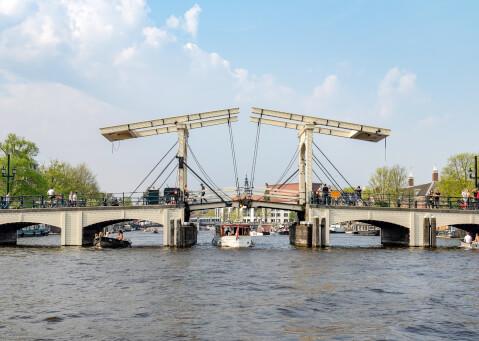 マヘレの跳ね橋