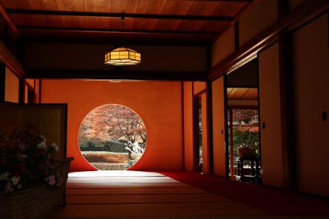 明月院-悟りの窓