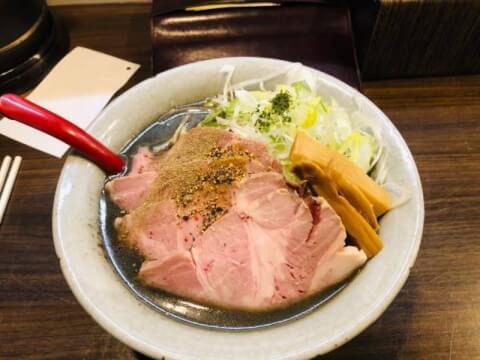 金沢でおすすめのご当地グルメ、金沢ラーメン