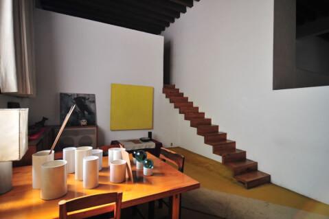 メキシコ メキシコシティ ルイス・バラガン邸