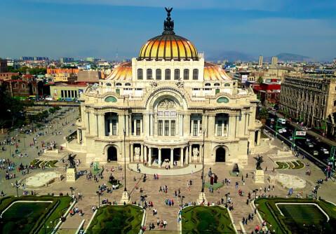 メキシコシティ メキシコ 観光