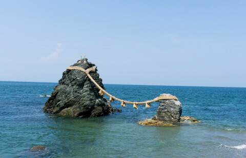 三重 観光 おすすめスポット 夫婦岩