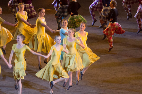 スコットランド_フェスティバル