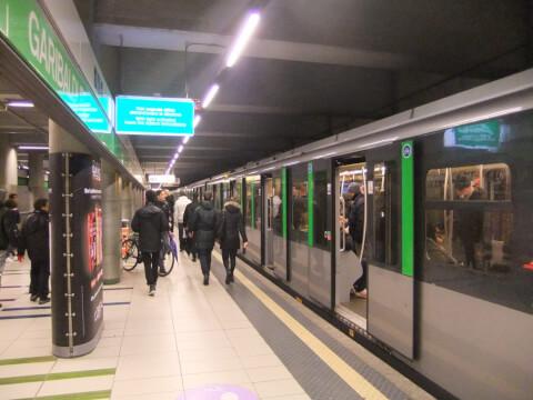 ミラノ地下鉄