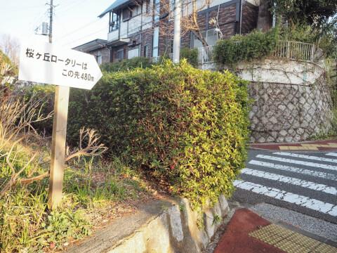 耳をすませば 聖蹟桜ヶ丘 ジブリ 桜ヶ丘ロータリー