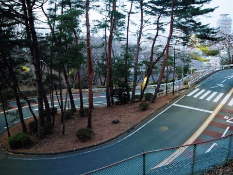 耳をすませば 聖蹟桜ヶ丘 ジブリ いろは坂