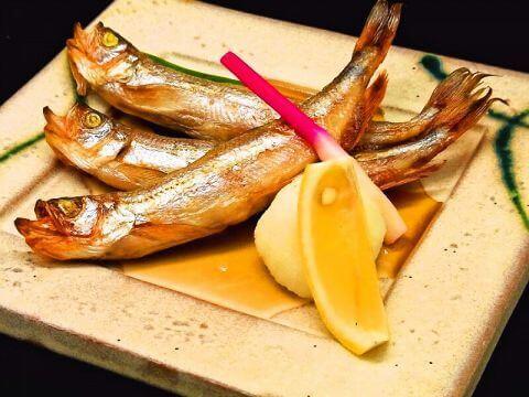 美濃家 札幌 居酒屋 女子会 おしゃれ デート 海鮮 魚