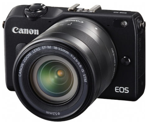 Canon ミラーレス一眼 EOS M2
