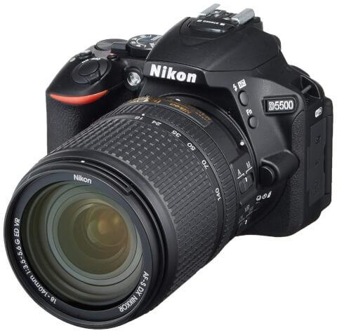 Nikon デジタル一眼レフ D5500
