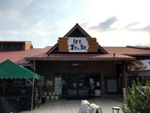 伊豆村の駅