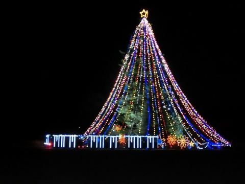 宮ケ瀬クリスマス・みんなのつどい 神奈川 関東 おすすめ イルミネーション