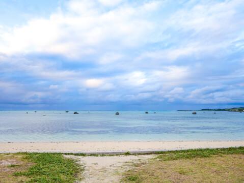 伊良部島 佐和田の浜