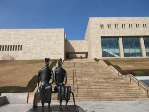 MOA美術館の「ムア スクエア」