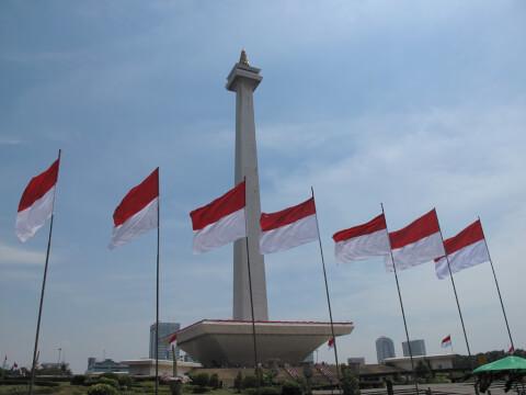 モナス インドネシア 国家独立記念塔