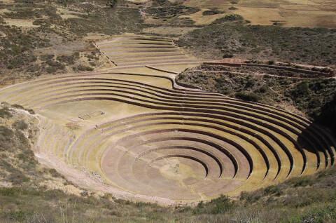 ペルー おすすめ 観光地 moray