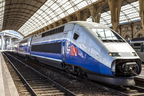 フランス-TGV