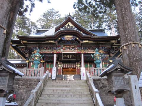 三峰神社 関東 おすすめ パワースポット