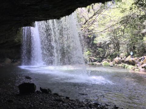 日本 絶景 熊本 鍋ヶ滝
