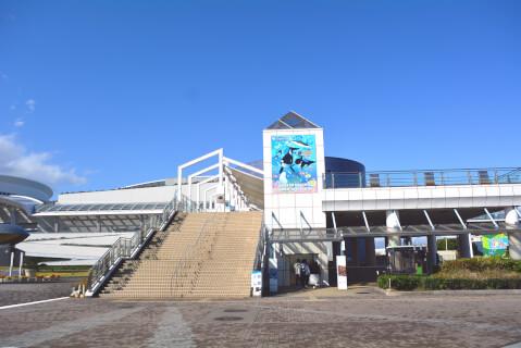 名古屋港水族館全景
