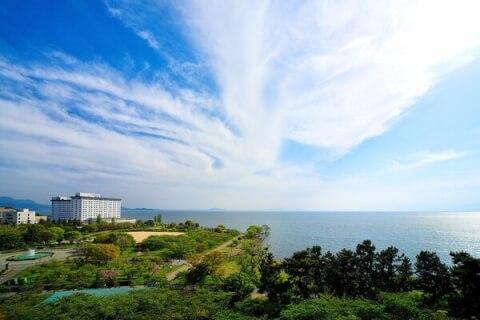 ホテル&リゾーツ長浜外観