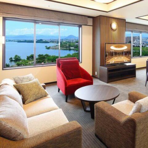 ホテル&リゾーツ長浜部屋