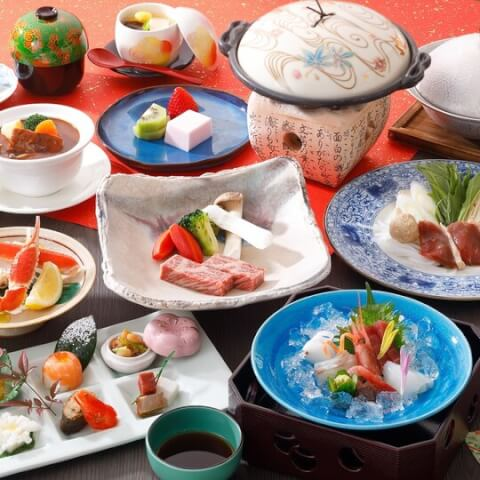長浜ホテル&リゾーツ長浜料理2
