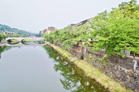 中の橋_金沢観光