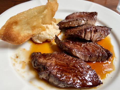 中目黒 ランチ おすすめ おしゃれ 肉 ステーキ なぐら