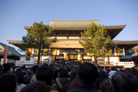 関東 おすすめ パワースポット 成田山新勝寺