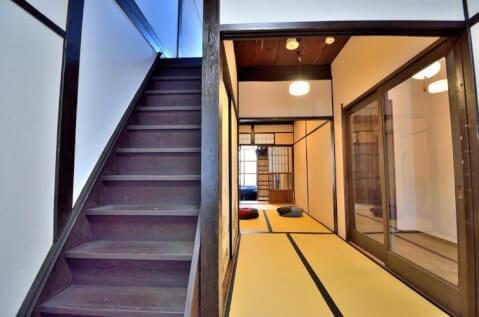 京都 旅館 宿泊 七十七 二条邸 別邸