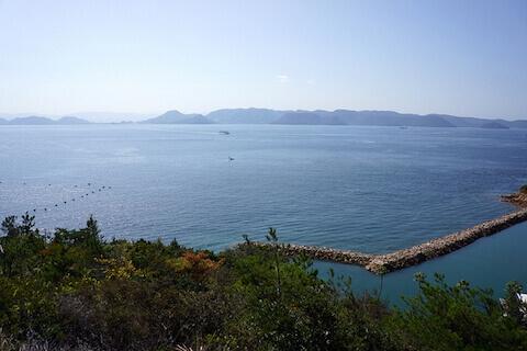 直島の風景