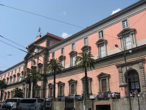 ナポリ考古学博物館