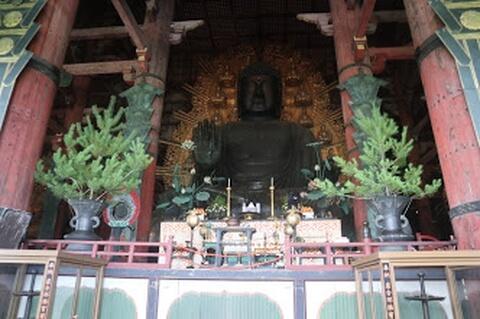 奈良の大仏(盧舎那仏像)