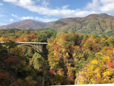 鳴子橋 橋