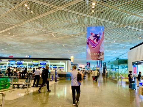 成田空港-ターミナル