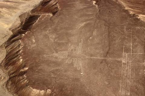 ペルー おすすめ 観光地 nazca ナスカの地上絵
