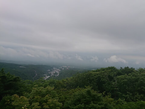 那須の眺望