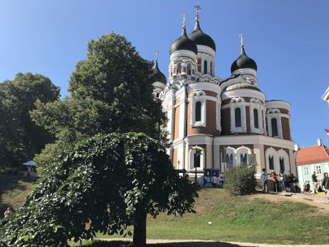 ネフスキー大聖堂
