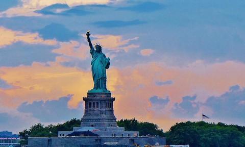 Statue of Liberty(自由の女神)