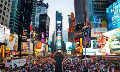 Times Square(タイムズスクエア)