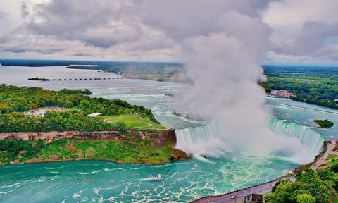 カナダ:ナイアガラの滝2