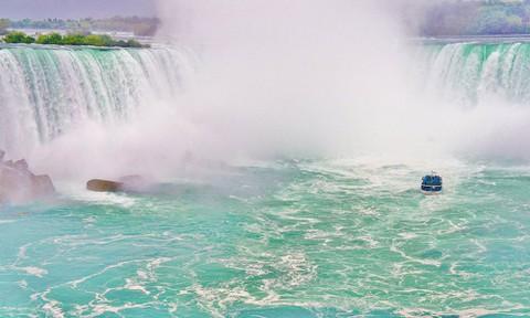 カナダ:ナイアガラの滝7