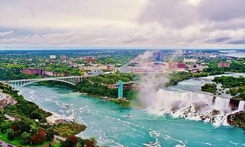 カナダ:ナイアガラの滝1