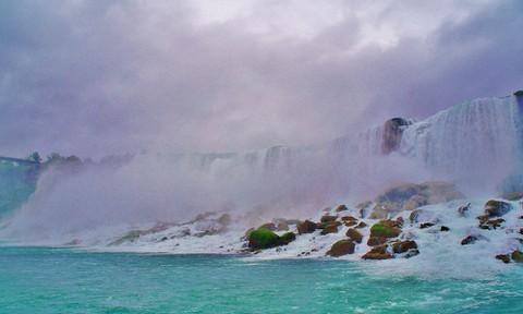 カナダ:ナイアガラの滝5